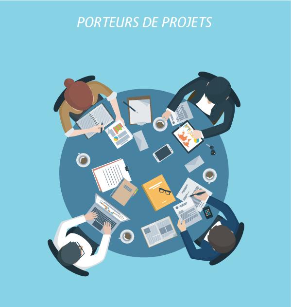 entrepreneuriat social - Porteurs de projets