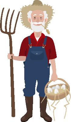entrepreneuriat-social - farmer