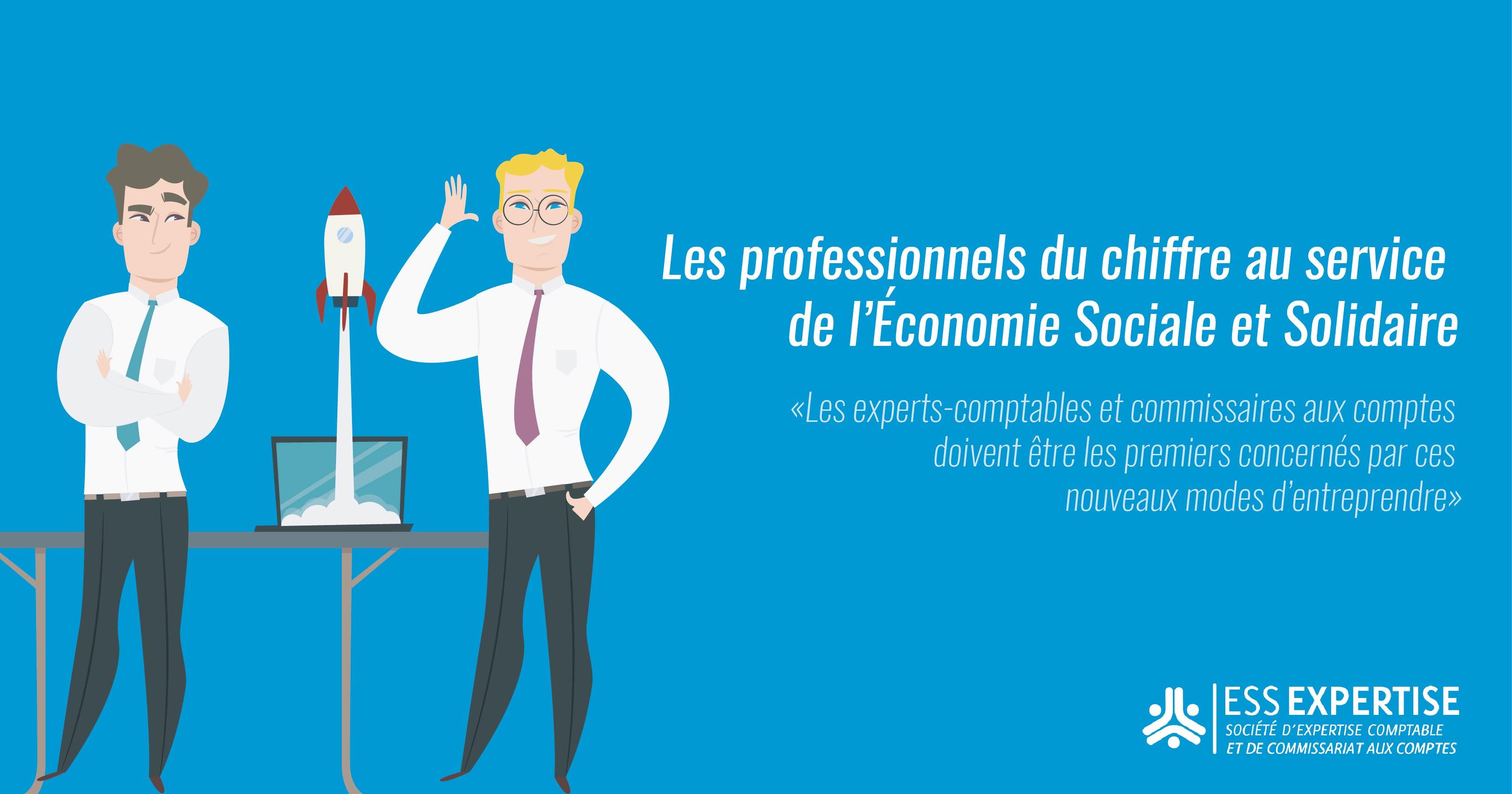 Les professionnels du chiffre au service de l'Économie Sociale et Solidaire