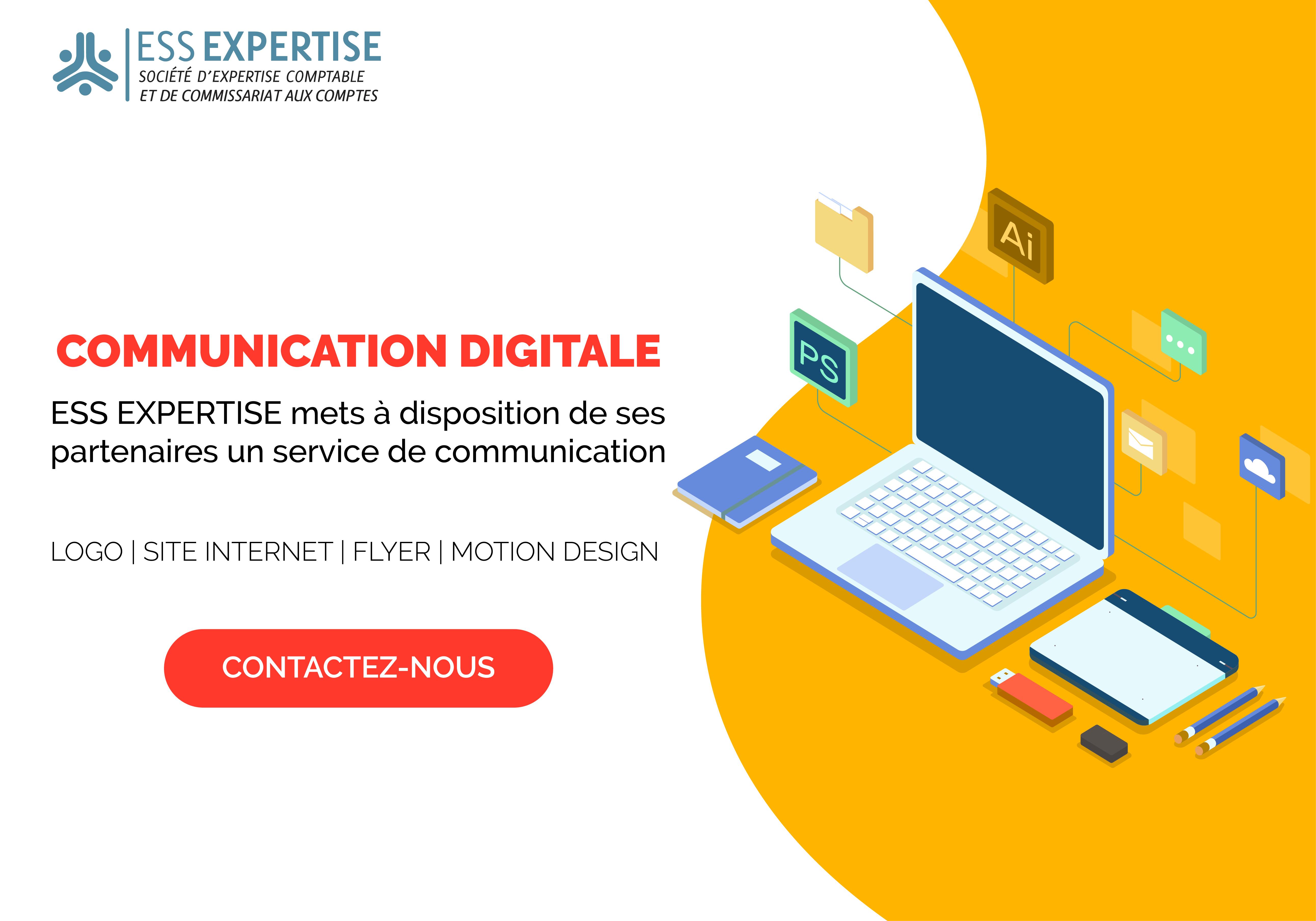 Service Communication Digitale