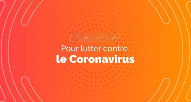 Pour lutter contre le Coronavirus