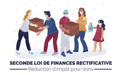 Réduction d'impôt pour dons