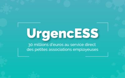 UrgencESS – Fonds d'urgence de 30 millions d'euros