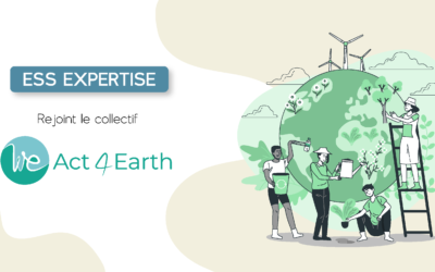 ESS EXPERTISE rejoint We Act 4 Earth